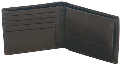 Pánská kožená peněženka GOLIASH
