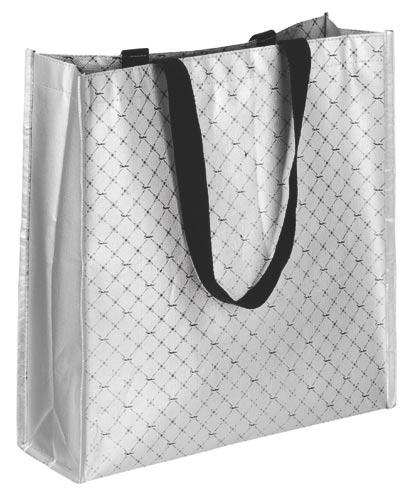 MARVEL nákupní taška, stříbrná