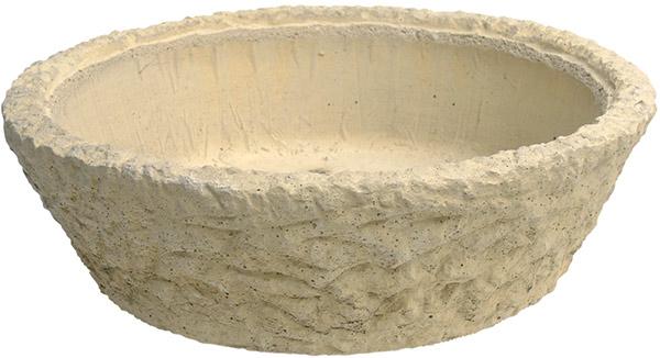 Žlab kulatý - velký, pr. 53 cm, v. 16 cm, Fortel