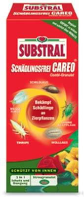CAREO na odolné škůdce - granulát