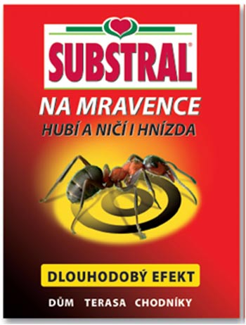 Substral jed na mravence 100 g
