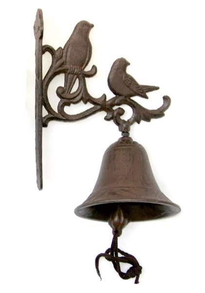 Zvonek litinový 25 cm, Fortel