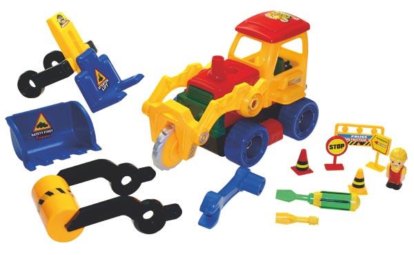 Stavební stroj  - set