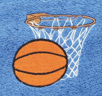 Osuška 70 x 140 cm basket, oranžová