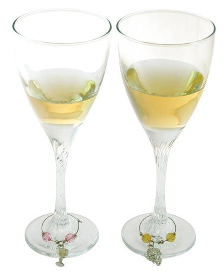 Sklenice Twist - bílé víno