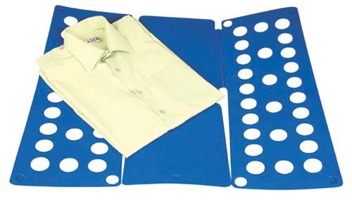 Pomocník na skládání triček a košil 40 x 46 cm