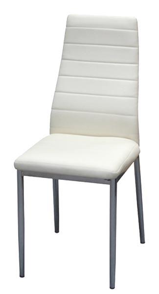 Židle Miláno - smetanová