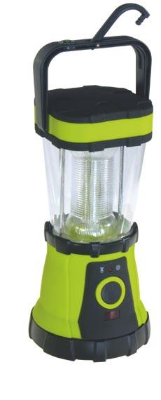 Pavexim kempingová svítilna 3517, 24 LED, 30hodin