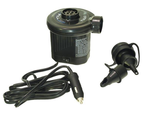 Auto pumpa na matrace a léhátka 12V