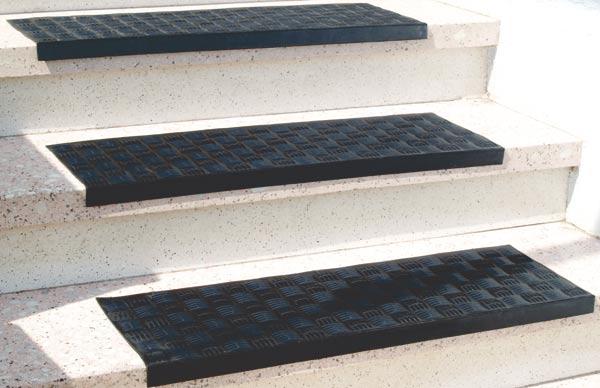 Gumové nášlapy na schody