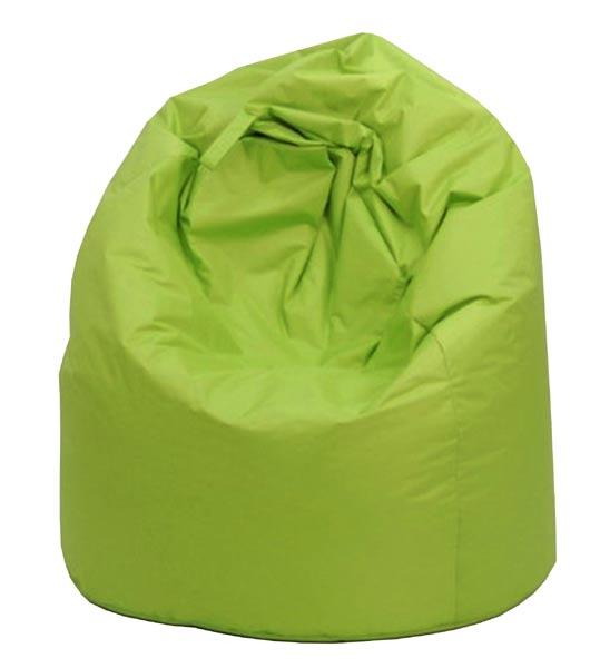 Sedací vak Jumbo zelený, IDEA