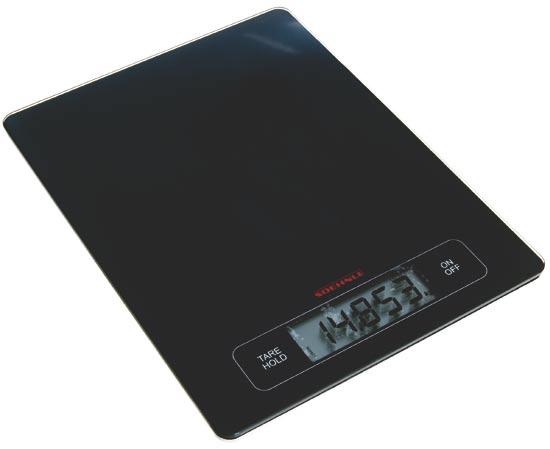 Kuchyňská váha MEGALUX do 10 kg, TORO