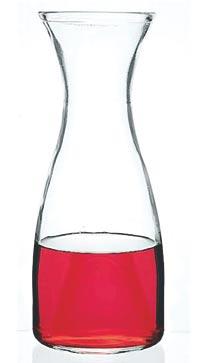 Karafa na víno 1 L