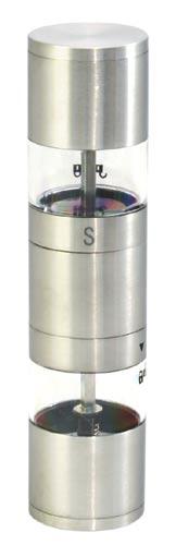 Mechanický mlýnek na pepř a sůl