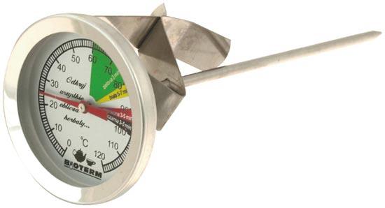 Teploměr na čaj 0 - 100°C
