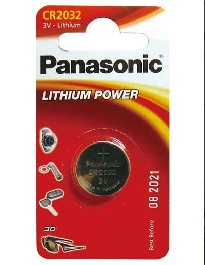 GP knoflíková baterie CR2032 lithiová