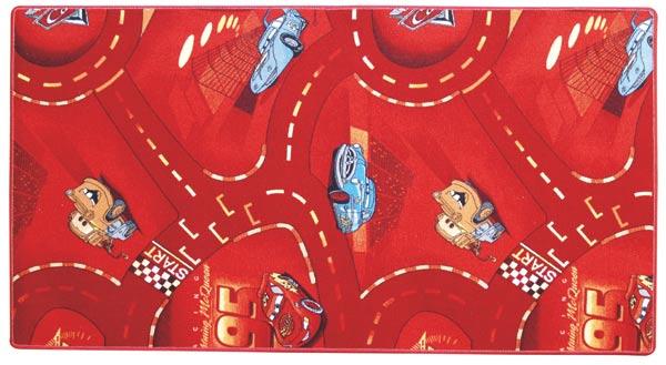 Koberec Cars 10 - 100 x 165 cm