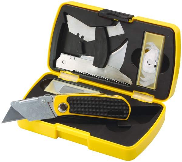 Sada odlamovacích nožů Festa Turbo v kufru