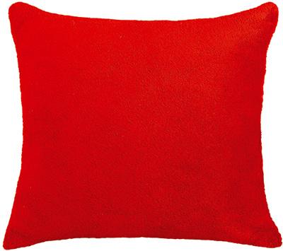 Polštářek Mazlík 38 x 38 cm, červená