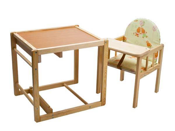 Dětská jídelní rozkládací židlička A4438