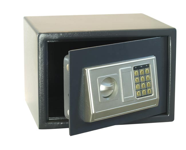 Trezor digitální 350 x 250 x 250 mm, formát A4