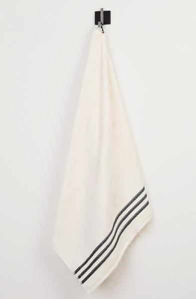 Ručník Modena - smetanový 50 x 90 cm