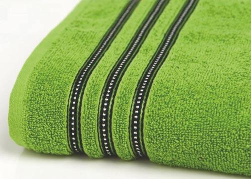 Ručník Modena - zelený 50 x 90 cm