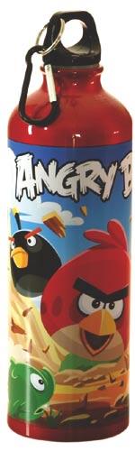 Hliníková láhev 750 ml, Angry Birds