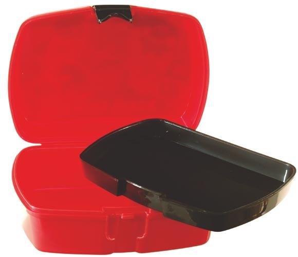 2D svačinový box, Angry Birds
