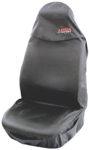 Pracovní potah na sedačku auta - nylon
