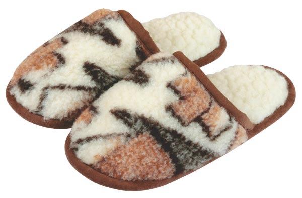 Vlněné pantofle vel. 41 - 42
