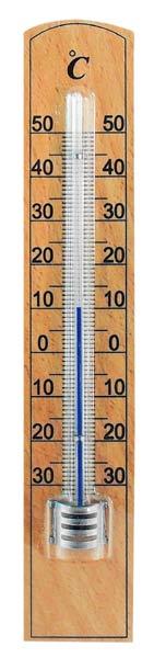 Teploměr pokojový od - 30 °C do + 50 °C