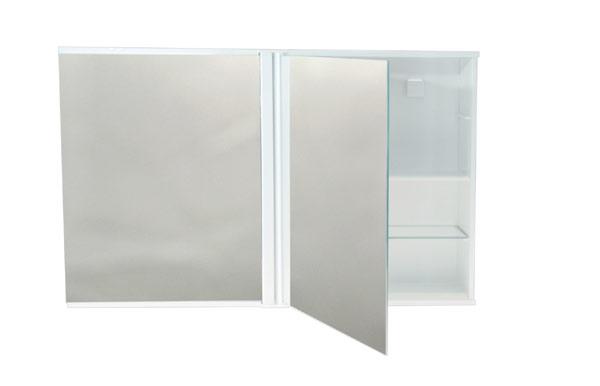 Skříňka koupelnová dvoudílná TZS-2
