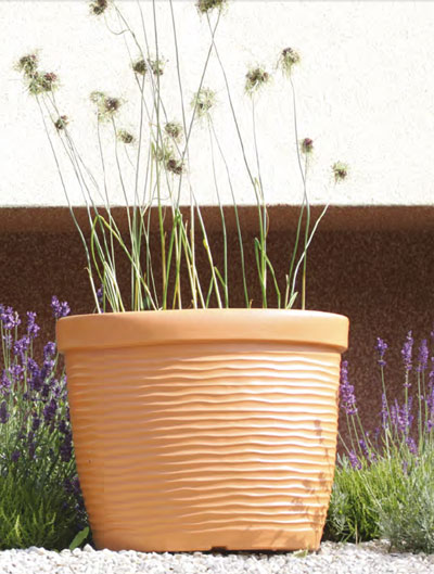 Květináč VERA průměr 30 cm, v. 25 cm -40°C +50°C