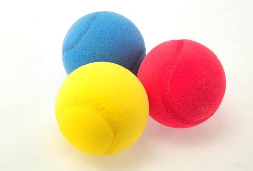 Softový míček 1973, 70 mm, 3 ks