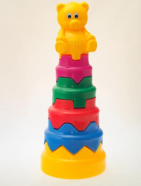 Pyramida Medvídek 43 cm