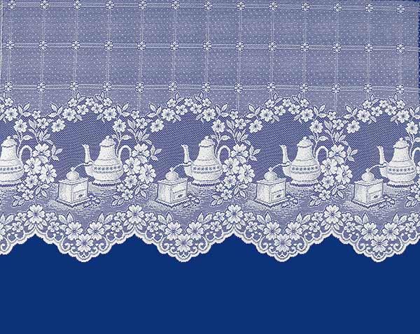 Kusová záclona KUCHYŇKA rovná 300 x 120 cm