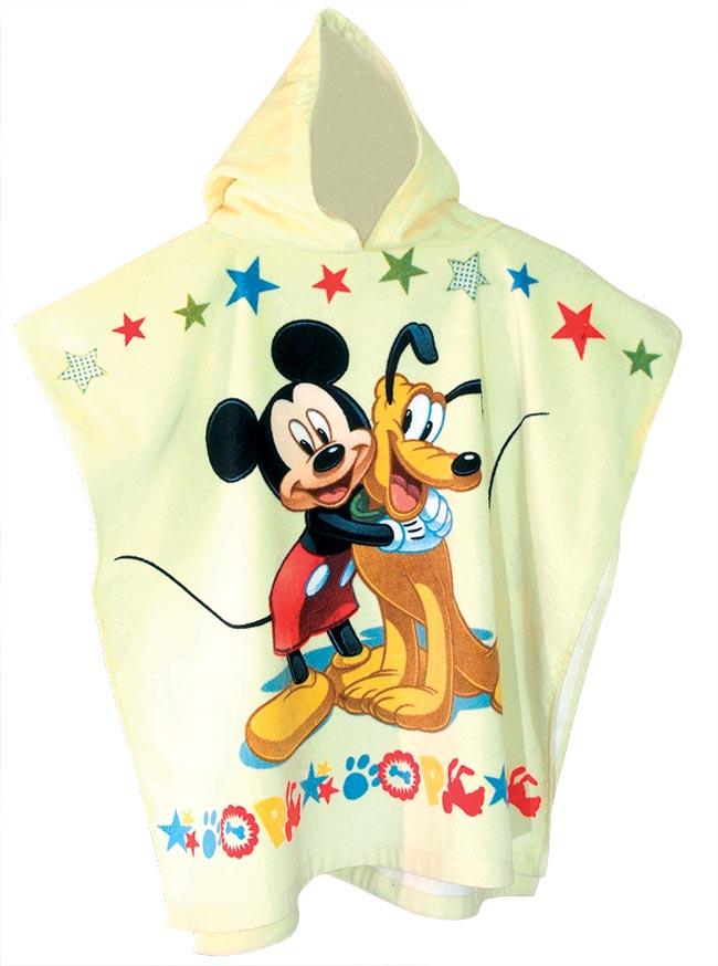 Dětská osuška pončo - Mickey
