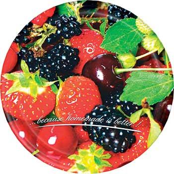 Víčko twist zavařovací, šroubovací 82 / 10 ks - ovoce