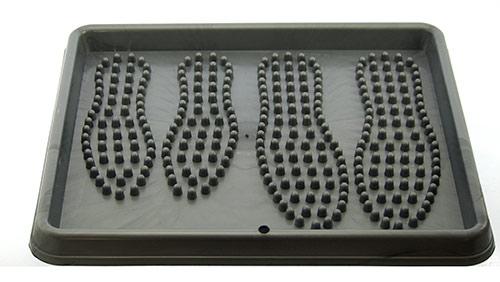 Odkapávač na boty 42 x 38 cm