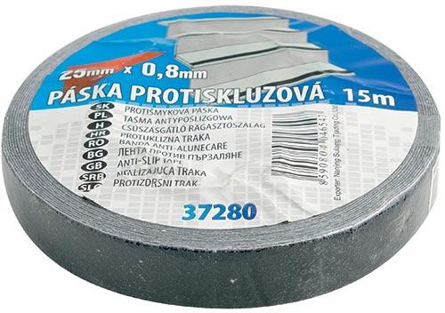 Protiskluzová páska 37280, 25 mm