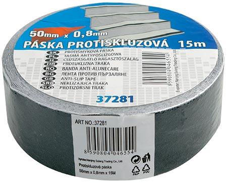 Protiskluzová páska 50 mm