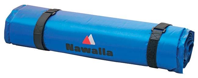 Samonafukovací karimatka Nawalla 183 x 51 x 2,5 cm, VTP