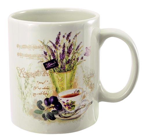 Keramický hrnek Lavender