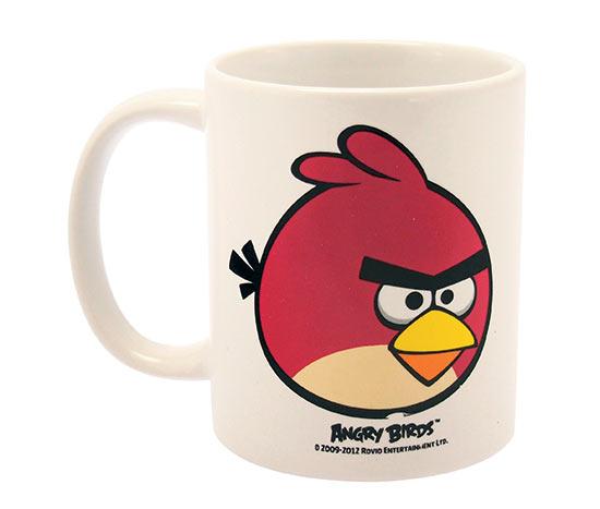 Hrnek keramický Angry Birds 325 ml