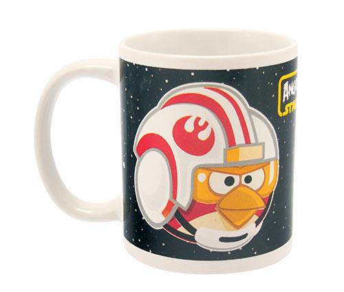 Hrnek keramický Angry Birds Star Wars 325 ml