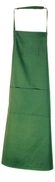 Textilní kuchařská zástěra 1675 pro muže 100 cm