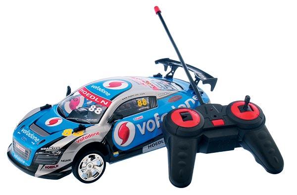 Závodní auto Rally RC