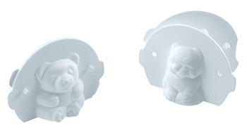 Formičky medvídek a kočička