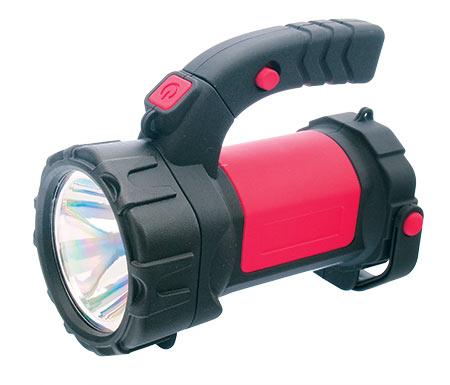Nabíjecí svítilna stojánková LED CREE 3 W + 12 LED, Pavexim